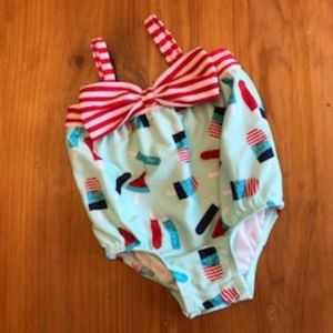 3-6month Popsicle Bathing Suit!